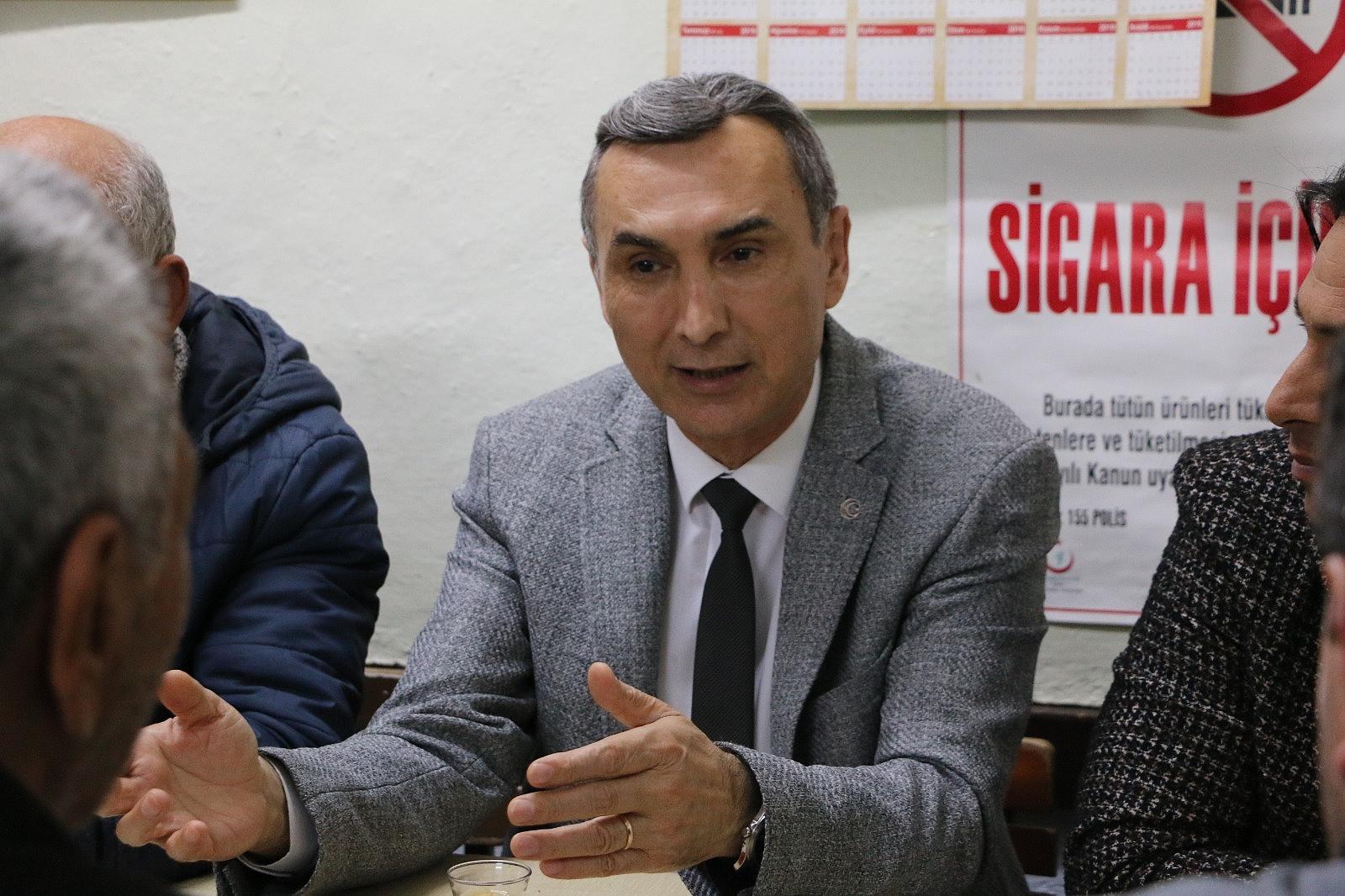 """Durmaz: """"ÇOK LAF, ÖZ İŞ…"""""""